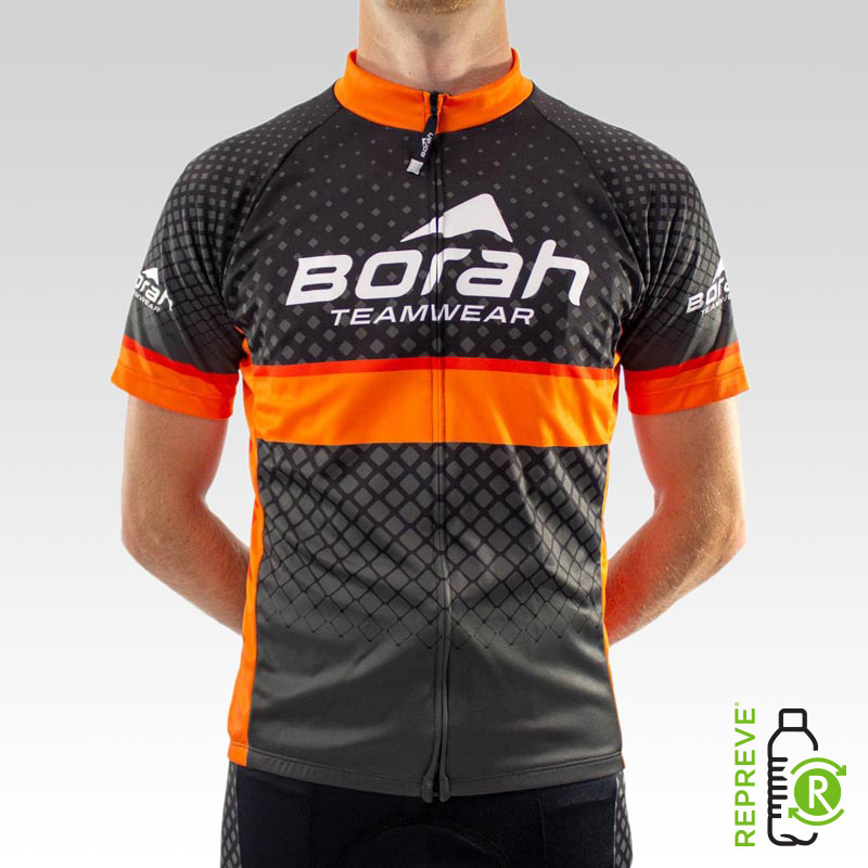 Team Cycling Jersey with REPREVE®