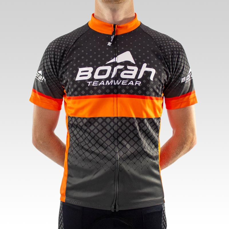 Team Cycling Jersey - Front
