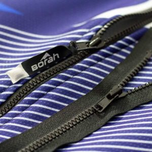 Heavy-Duty YKK Zipper