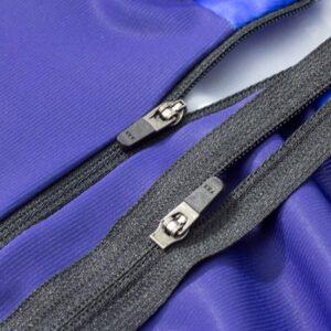 Reverse Tape YKK Zipper