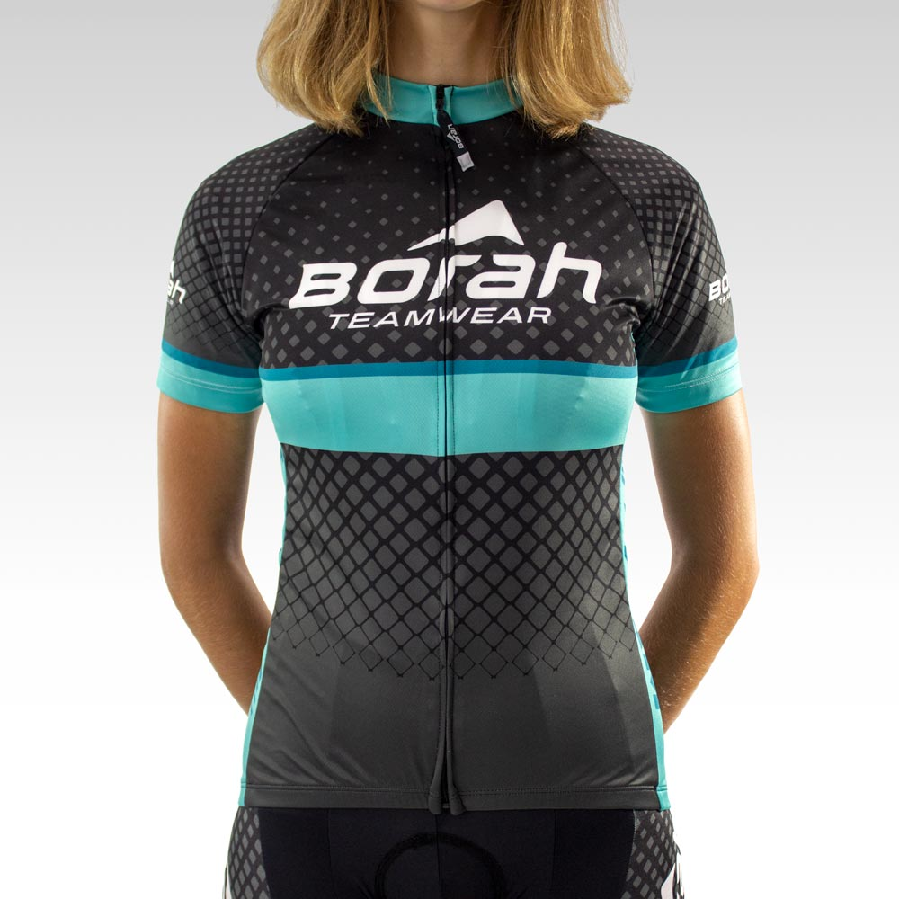 Womens Team Cycling Jersey