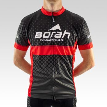 Team Club Cut Cycling Jersey - Front