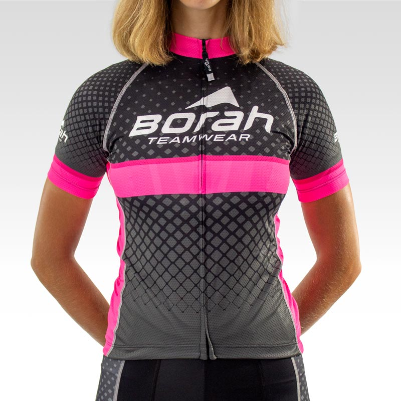 Women's Pro Cycling Jersey - Front