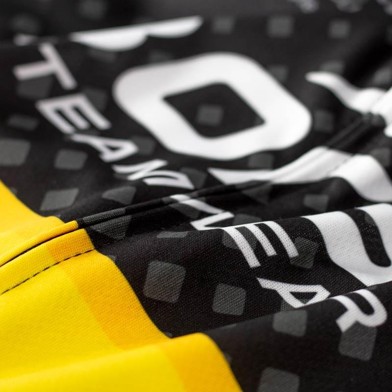 Women's Team Club Cut Cycling Jersey - Detail