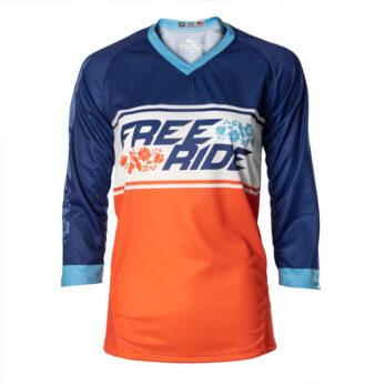Women's Pro 3/4 Sleeve Freeride MTB Jersey