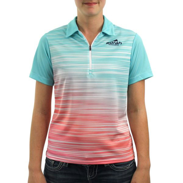 Custom Womens Polo Short