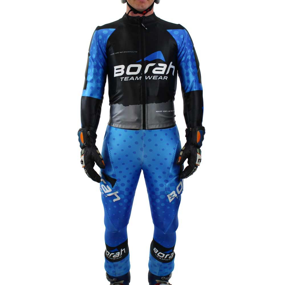 Custom 2-Piece Padded Pro Alpine Suit