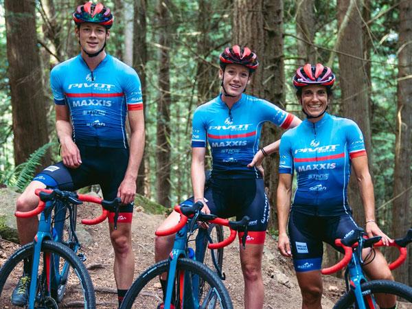 Borah Athletes Pivot Maxxis Cycling