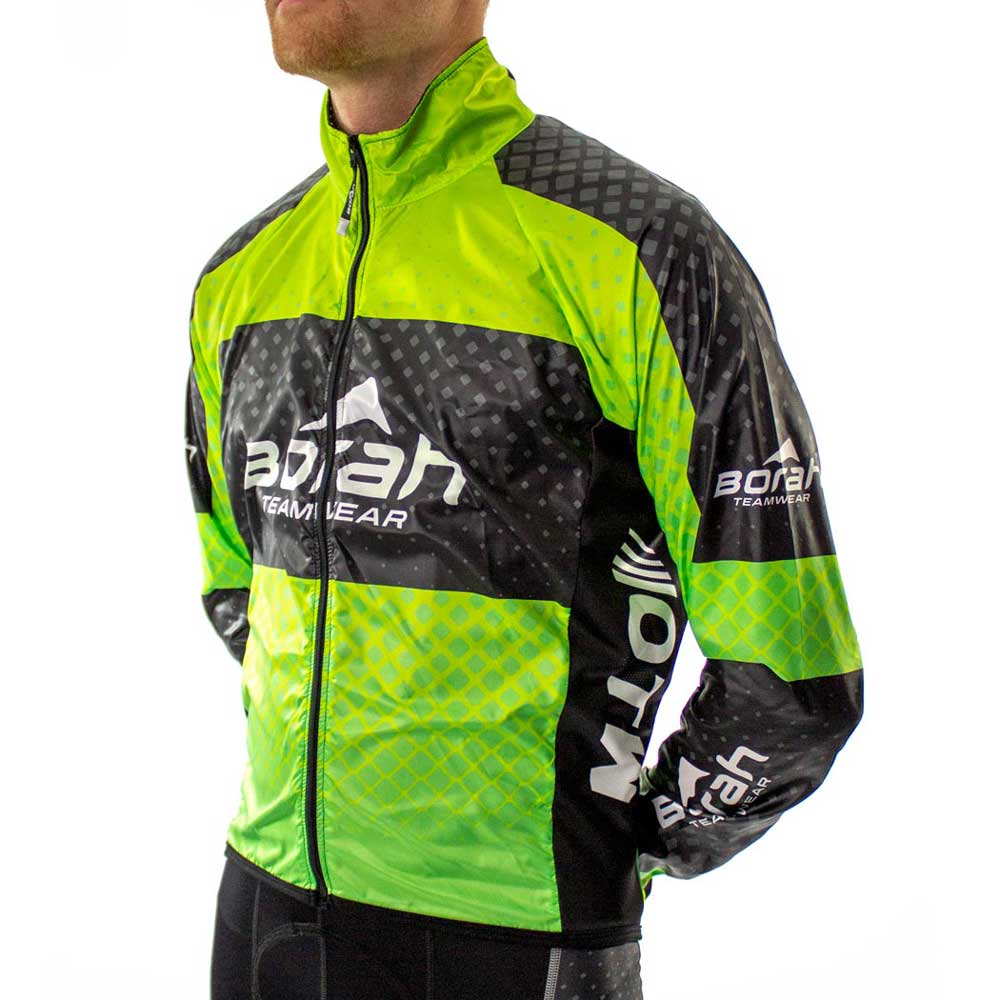 Custom OTW Superlight Cycling Jacket