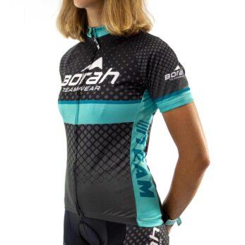 Custom Women's Team Cycling Jersey