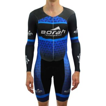 OTW Long Sleeve Cycling Skin Suit