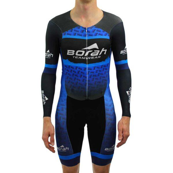Custom OTW Long Sleeve Cycling Skin Suit