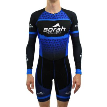 Pro Long Sleeve Cycling Skin Suit