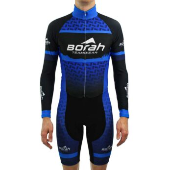 Team Thermal Long Sleeve Cycling Skin Suit