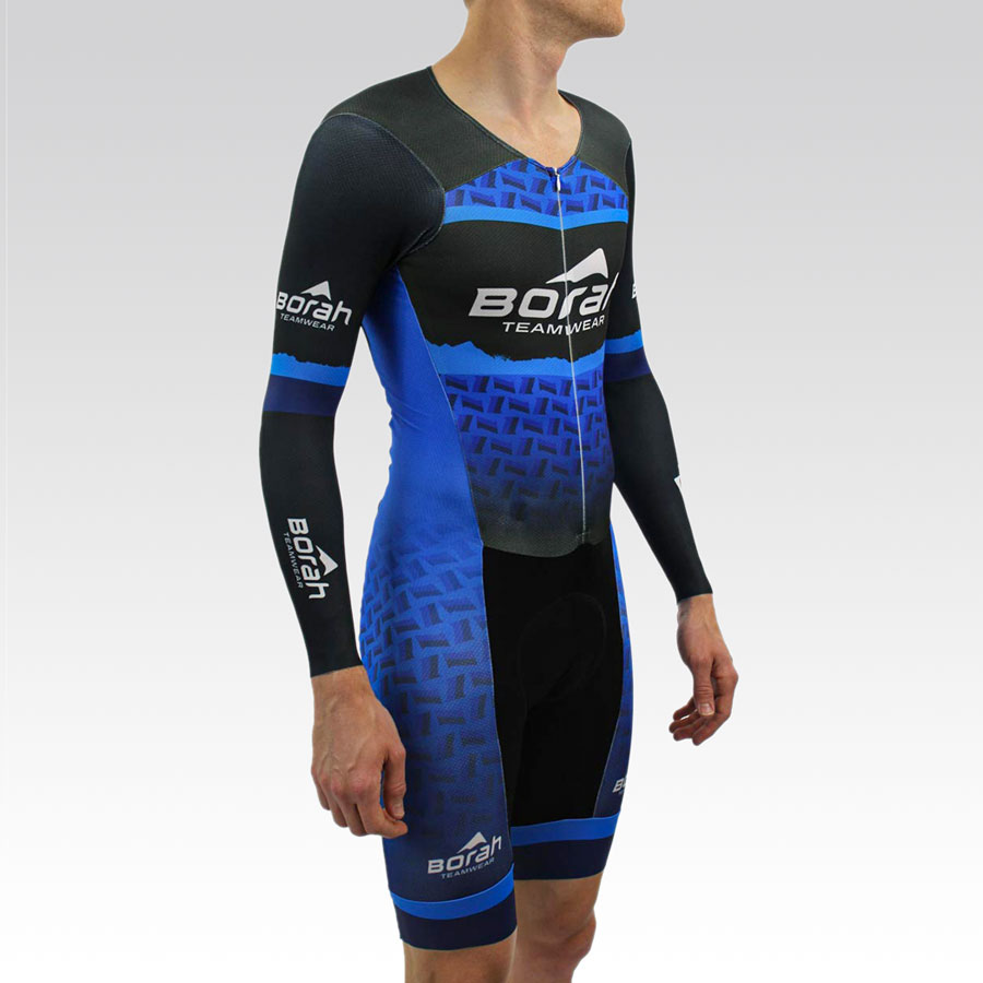 OTW Long Sleeve Cycling Skin Suit Gallery3