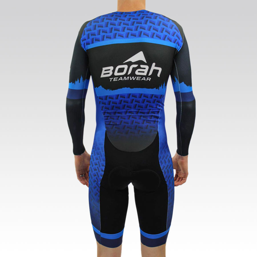 OTW Long Sleeve Cycling Skin Suit Gallery4