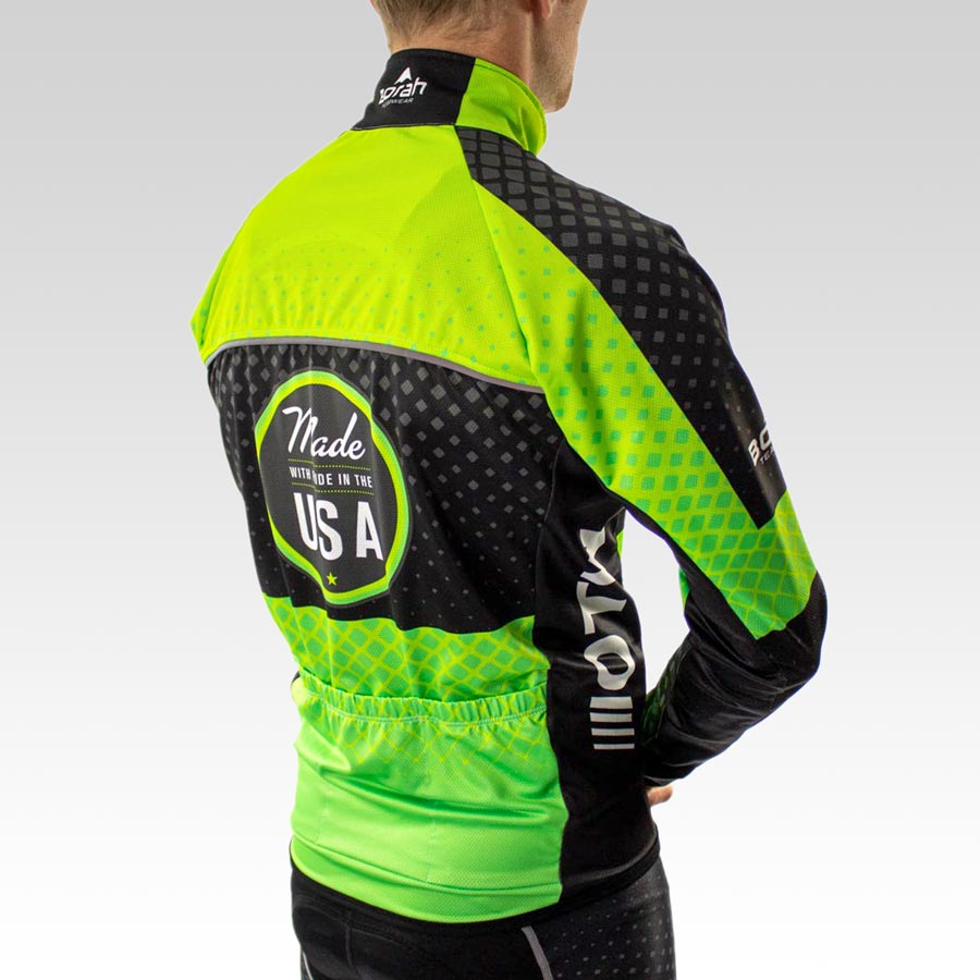 OTW Midweight Cycling Jacket Gallery2