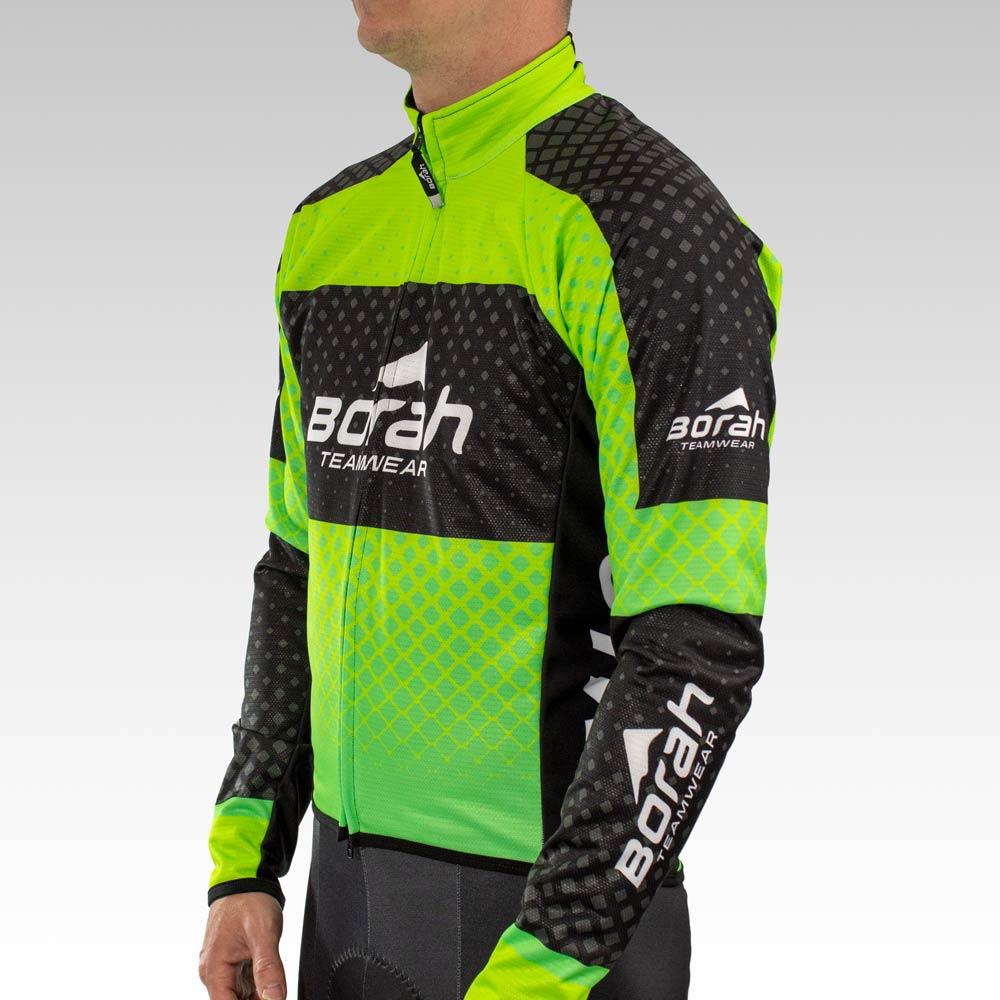Custom OTW Thermal Cycling Jacket - Gallery 6