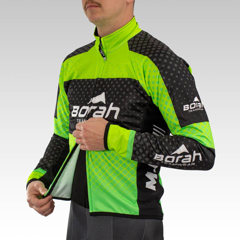 Custom OTW Thermal Cycling Jacket - Gallery 2