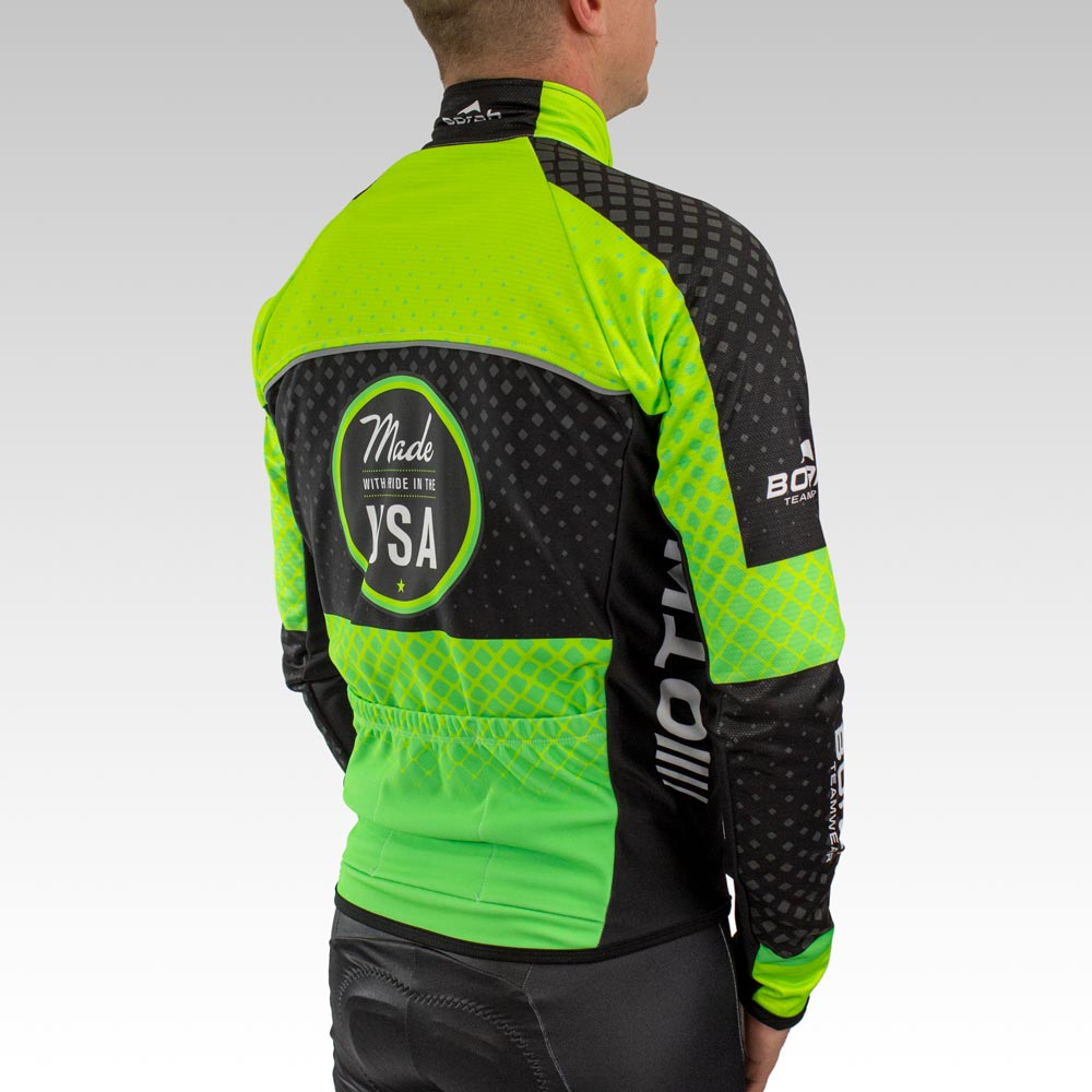 Custom OTW Thermal Cycling Jacket - Gallery 4