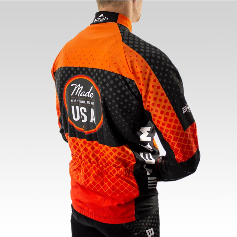 Team Cycling Jacket Gallery2