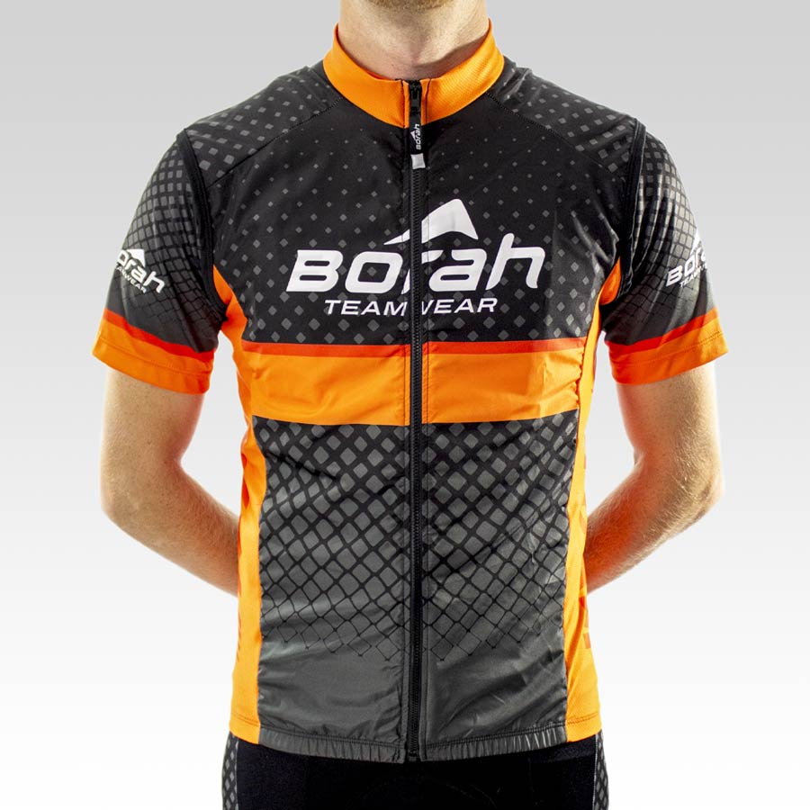 Team Cycling Vest Gallery2