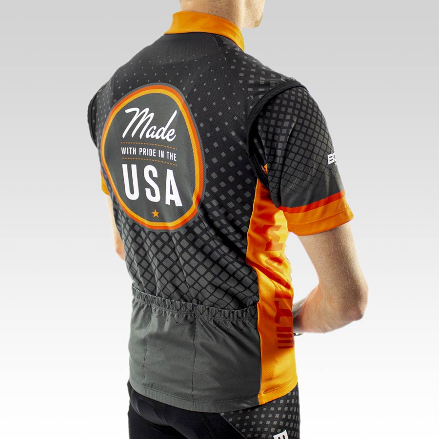 Team Cycling Vest Gallery3