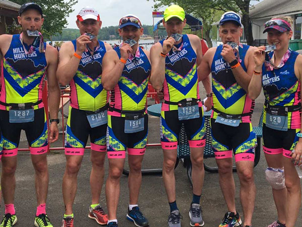 Team Hill Hunters Borah Teamwear