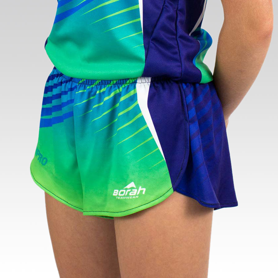 Women's Pro Running Short Gallery2