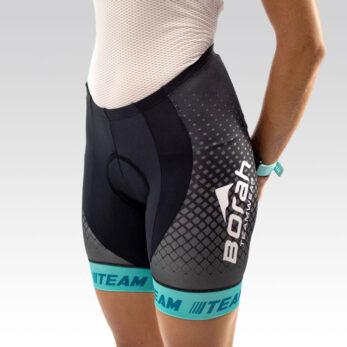 Womens Team Cycling Short