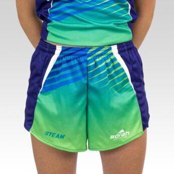Womens Team Running Short