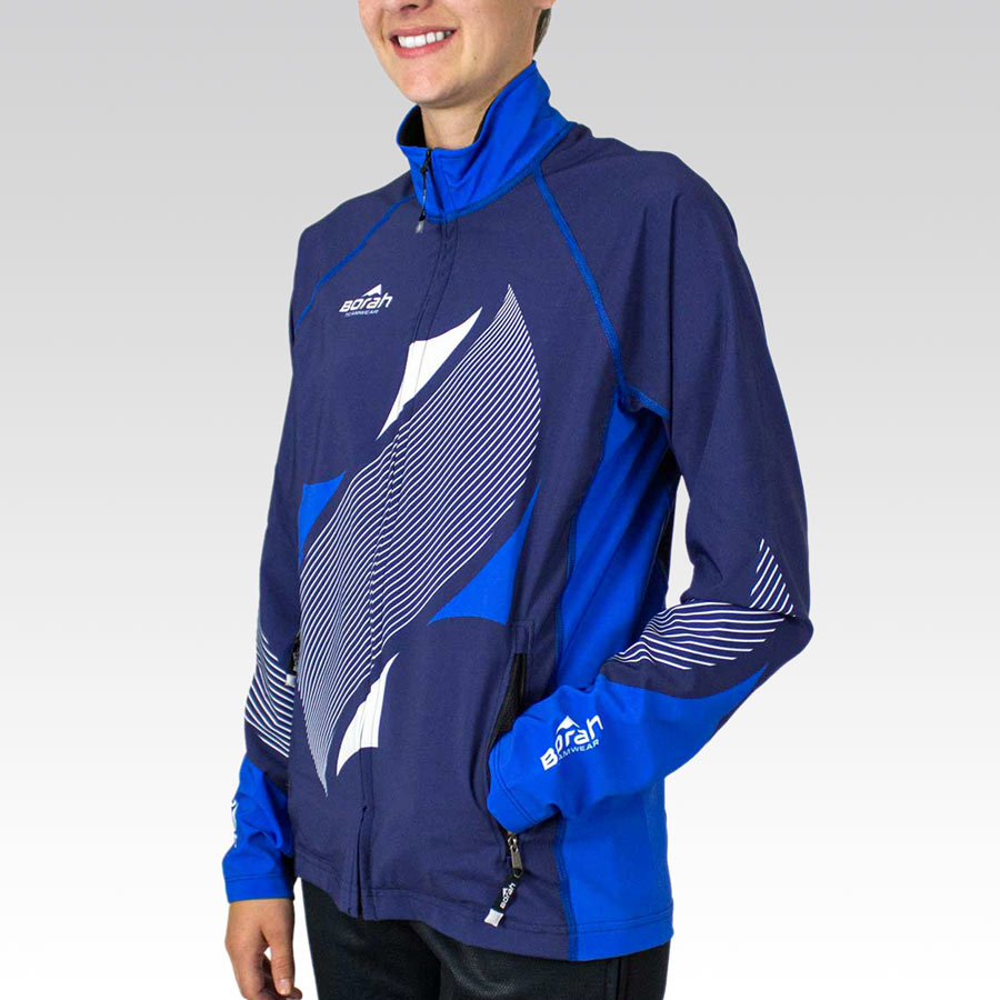 Women's XC Training Jacket Gallery1