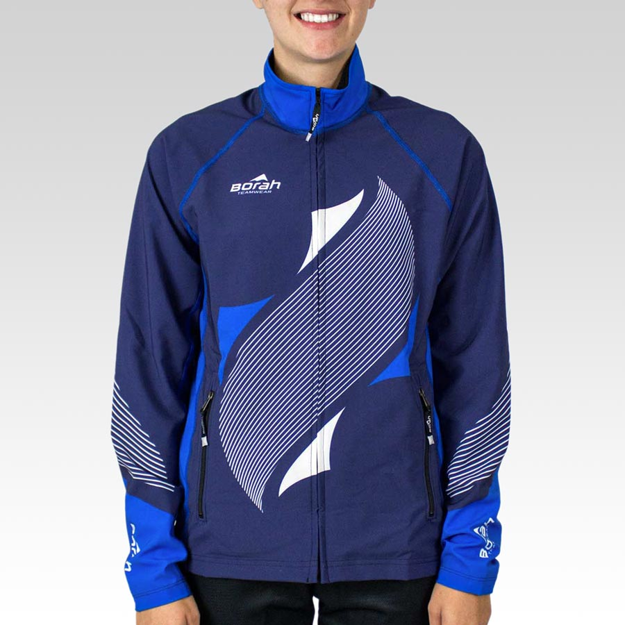 Women's XC Training Jacket Gallery2