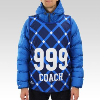 XC Coaches Bib