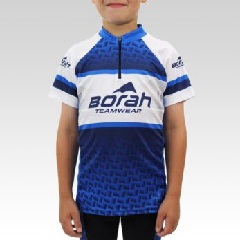 Youth Team Cycling Jersey - Front