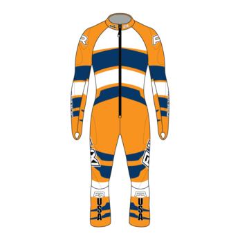 Fuxi Racing Alpine Race Suit – Adelboden Design