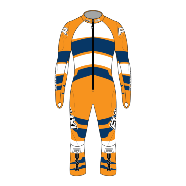 Fuxi Alpine Race Suit - Adelboden Design