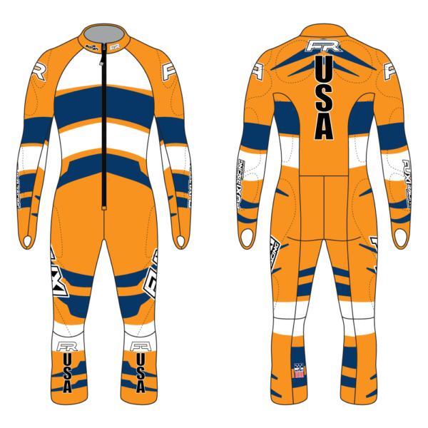 Fuxi Alpine Race Suit - Adelboden2