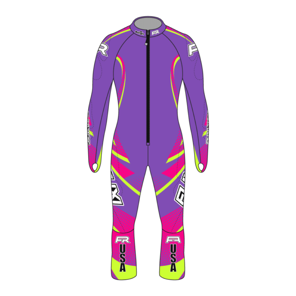 Fuxi Alpine Race Suit - Arlberg Design