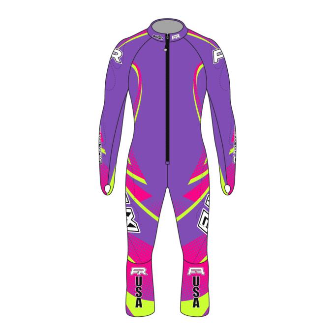 Fuxi Alpine Race Suit - Arlberg Design