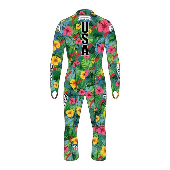 Fuxi Alpine Race Suit - Asnowha Design2