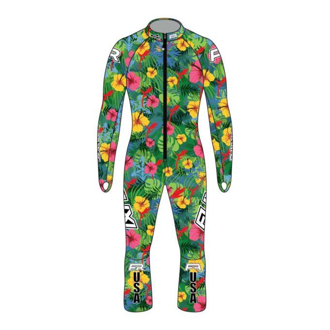 Fuxi Alpine Race Suit - Asnowha Design