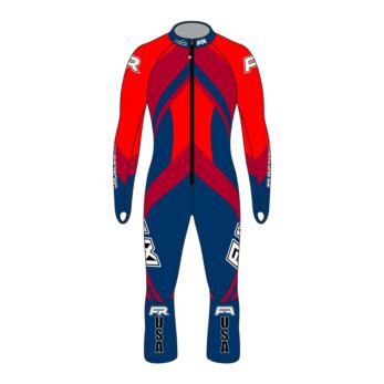 Fuxi Racing Alpine Race Suit – Wengen Design