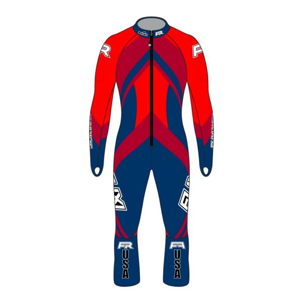 Fuxi Alpine Race Suit - Bomber Design