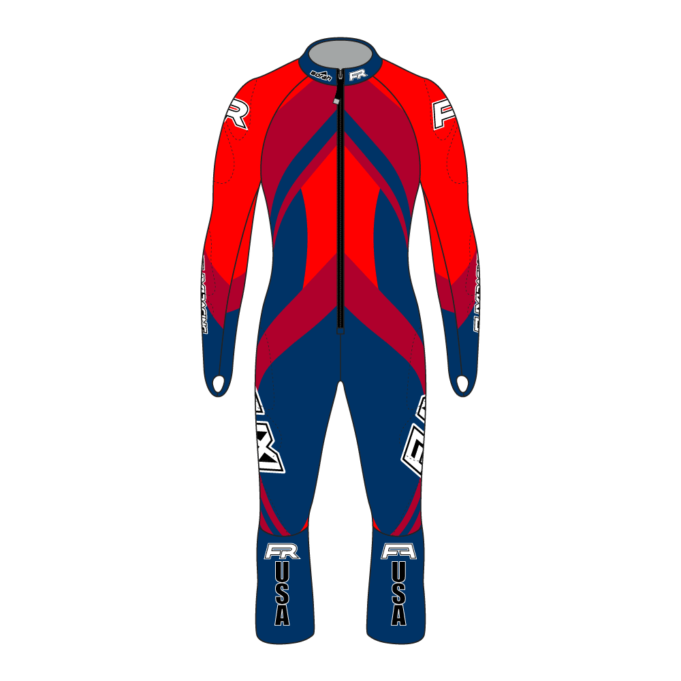 Fuxi Alpine Race Suit - Bomber Design