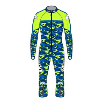 Fuxi Racing Alpine Race Suit – Camo Design