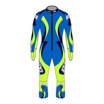 Fuxi Racing Alpine Race Suit – Garmisch Design