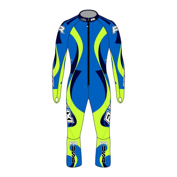 Fuxi Alpine Race Suit - Garmisch Design