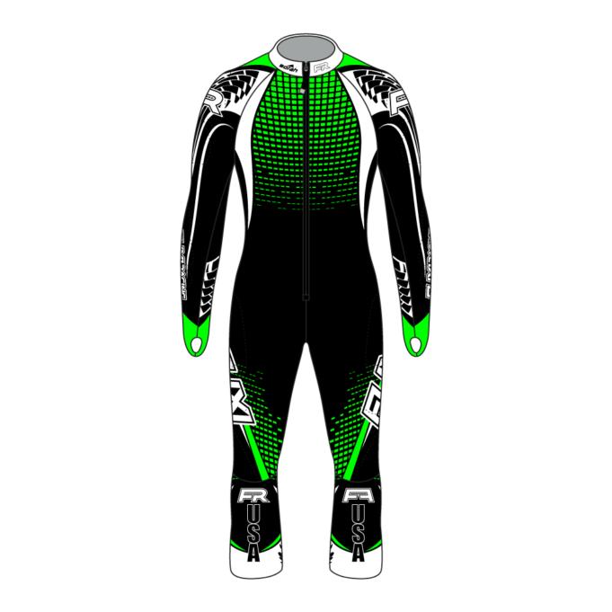 Fuxi Alpine Race Suit - Guthega Design