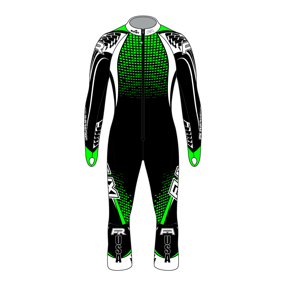 Fuxi Alpine Race Suit - Guthega Design